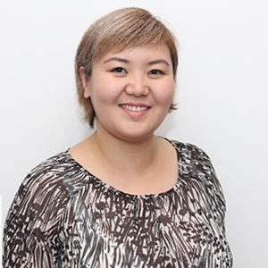 Ms. Nurgul Kydyrmina