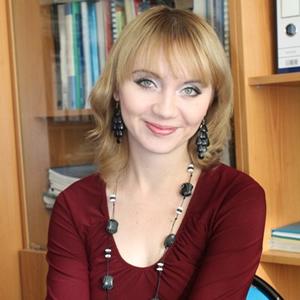 Viktoriya Valerievna Bezhina