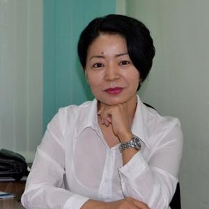 Balgyn Salykova