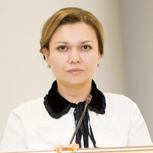 Mrs. Alina Zhumagulova