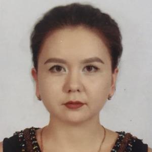 Iskakova Dana Madiyarovna