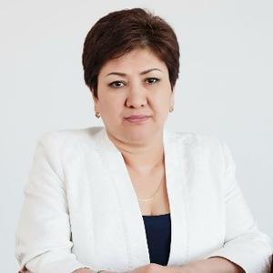 Shayakhmetova Aisulu Alkeshovna