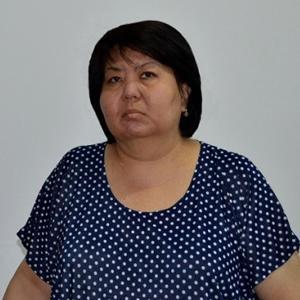 Gulim Ukibayeva